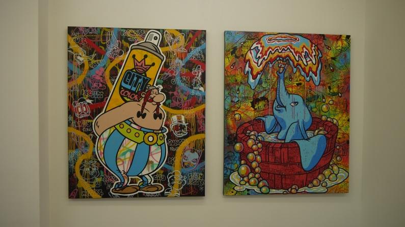 L'Urban Pop Art