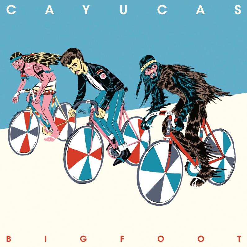 """Pochette de l'album """"Big Foot"""""""