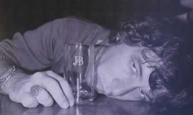 """Eric Burdon à l'emission """"les enfants du rock"""" en 1984"""