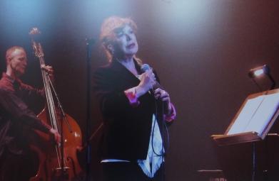 Marianne Faithfull à l'Espace Malraux en 2011