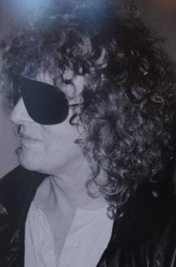 Ian Hunter à la Cigale en 1990