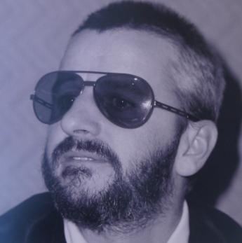 Ringo Starr en 1977