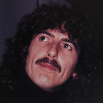 Georges Harrison sur le plateau de Jean Bernard Hebey à RTL en 1979