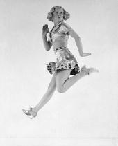 Danseuse par Martin Munkacsi