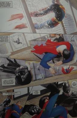 Extrait de Mythology , the DC Comics Art of Alex Ross (2003) ©Monsieur Benedict