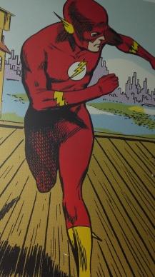 Planche de The Flash (1961) ©Monsieur Benedict
