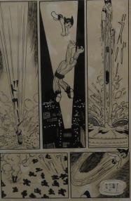 Planche originale Astro Boy © Tezuka Productions
