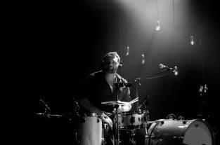 Le batteur © Irina Sovkine 2014