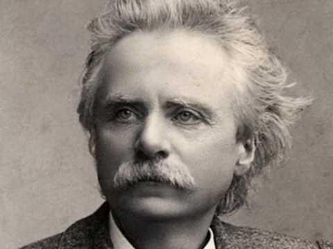 Le compositeur Edvard Grieg