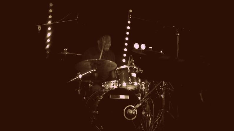 Le batteur ©Monsieur Benedict