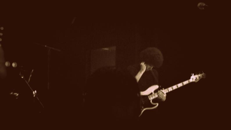 Le Bassiste ©Monsieur Benedict