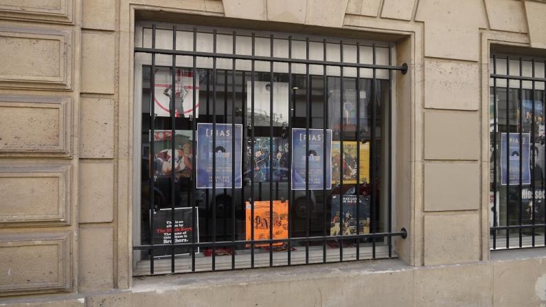 Entrée du label Pias au 13, rue Milton ©MonsieurBenedict