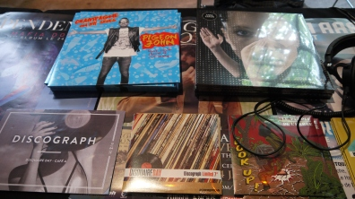 """Le stand """" Discograph """" ©MonsieurBenedict"""