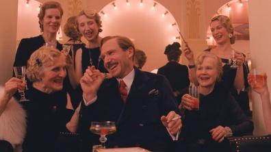 Ralph Fiennes et ses dames