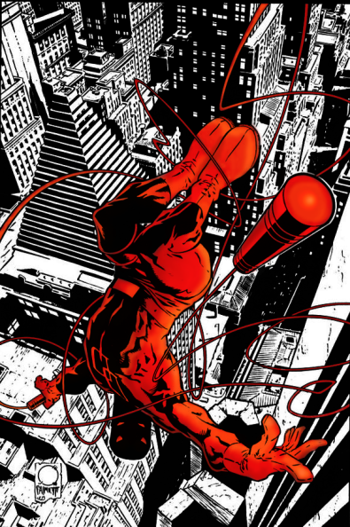Daredevil par Joe Quesada