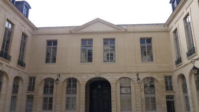 Cour de l'Hôtel d'Ecquevilly ©Monsieur Benedict