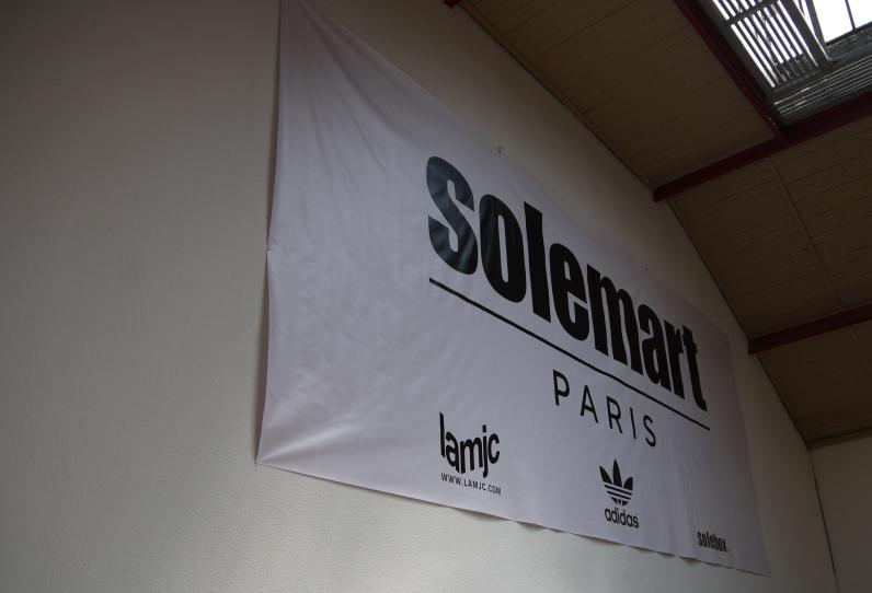 Affiche du Solemart Paris 2014 ©Monsieur Benedict