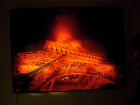 Projet sur la Tour Eiffel de Winnie Denker