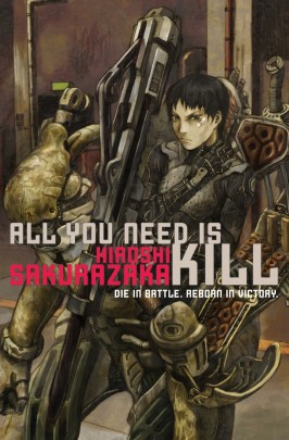 "Le roman "" All You Need is Kill"" de Hiroshi Salurazaka"