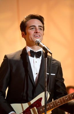 "Vincent Piazza ""Tommy DeVito"""