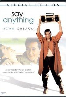 Say anything ( Un monde pour nous)