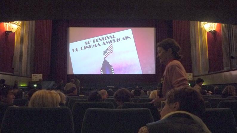 La salle de projection ©Monsieur Benedict