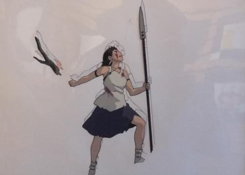 Princesse Mononoké ©Monsieur Bénédict