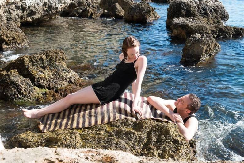 Emma Stone et Colin Firth