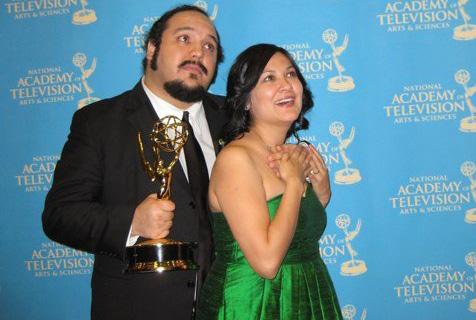 Jorge Gutiérrez et Sandra Equilhua