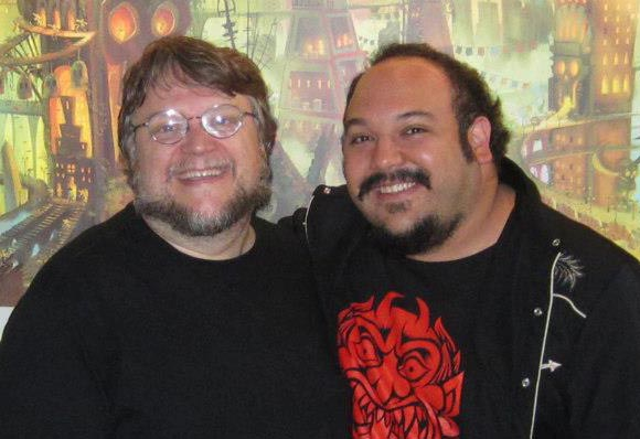 Guillermo Del Toro et Jorge Guitierrez