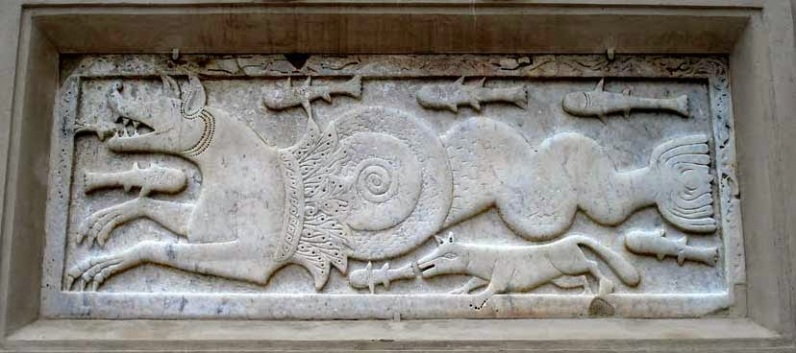 La representation du Pistrice