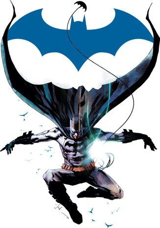 Batman par Jock