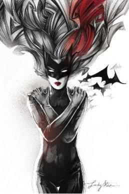 Batwoman par ©Luckystar