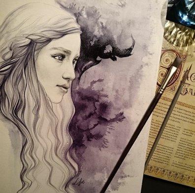 Game of Trones par ©Luckystar