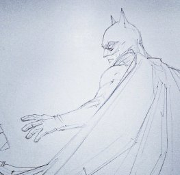 Batman par ©Luckystar