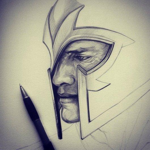 Magneto par ©Luckystar