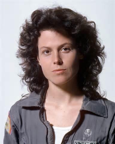 "Sigourney Weaver ""Ellen Ripley"""
