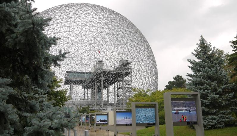 La Biosphere ©Monsieur Bénédict