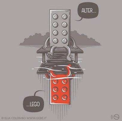 ALTER LEGO © Elia Colombo